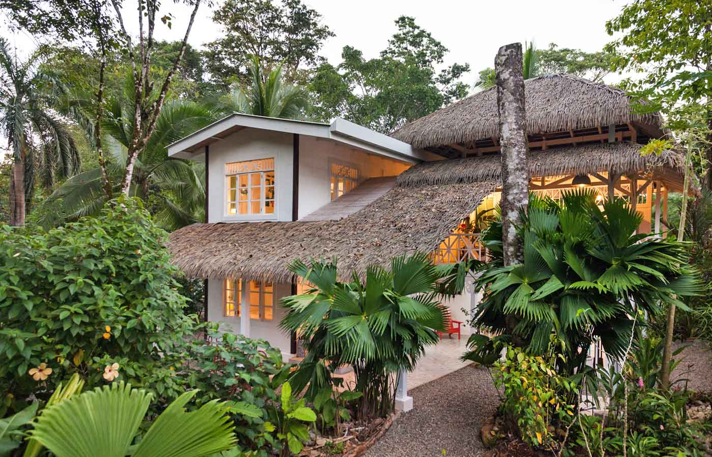 Hotel Aguas Claras, Puerto Viejo, Costa Rica