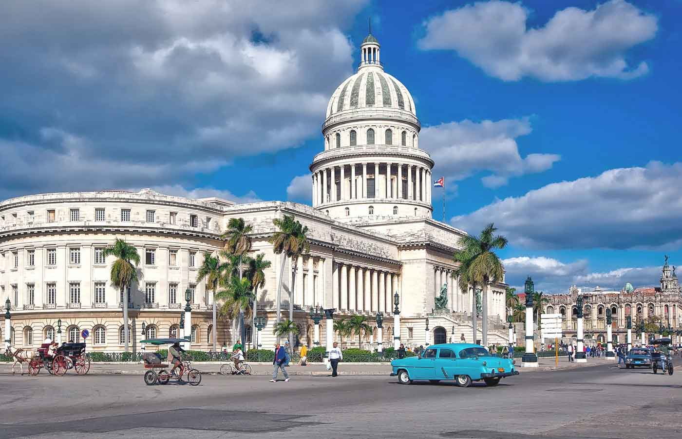 Luxury holidays to Cuba