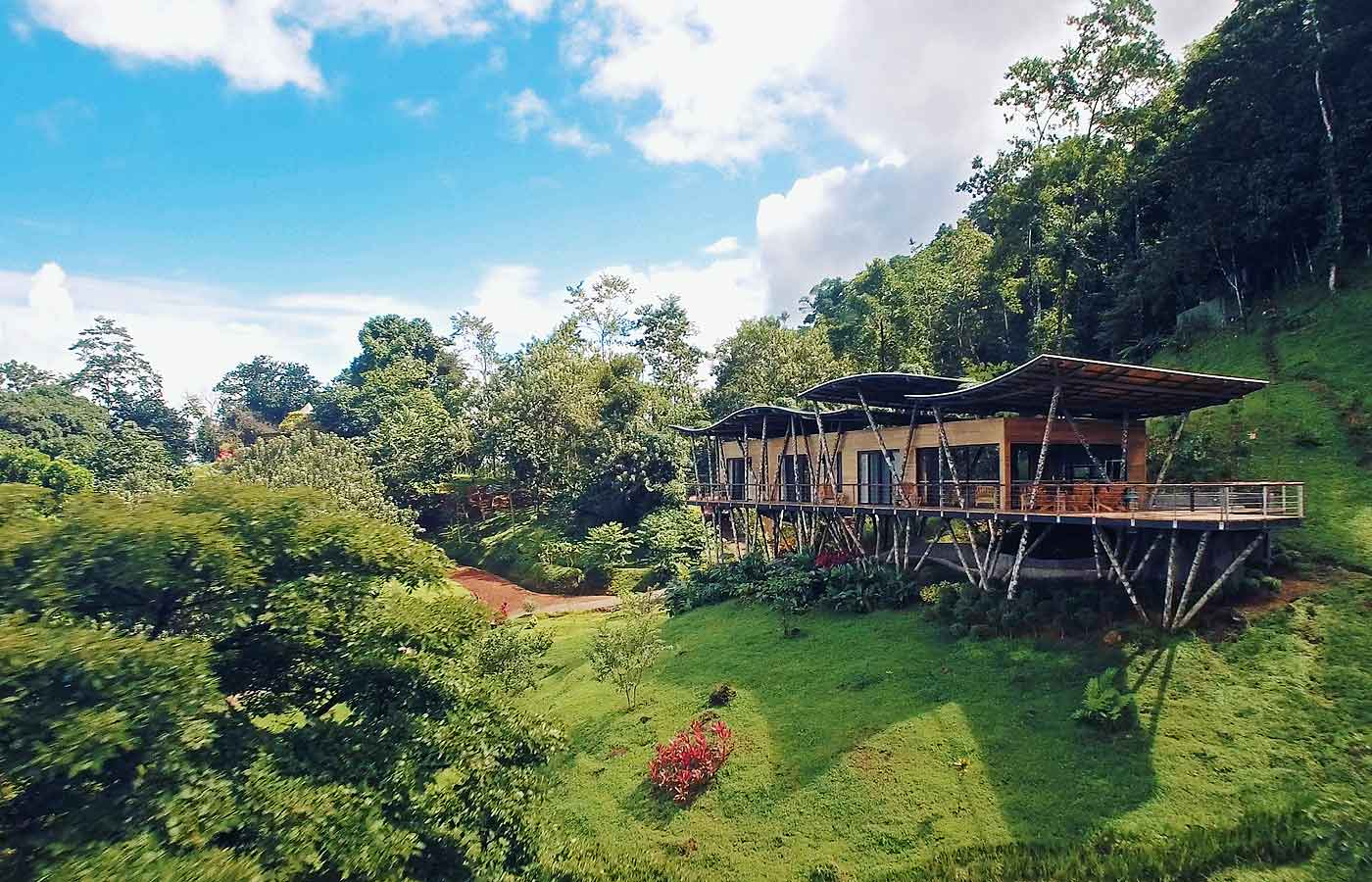 Origins Lodge, Costa Rica