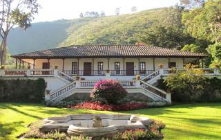 Hacienda Piman, Ecuador