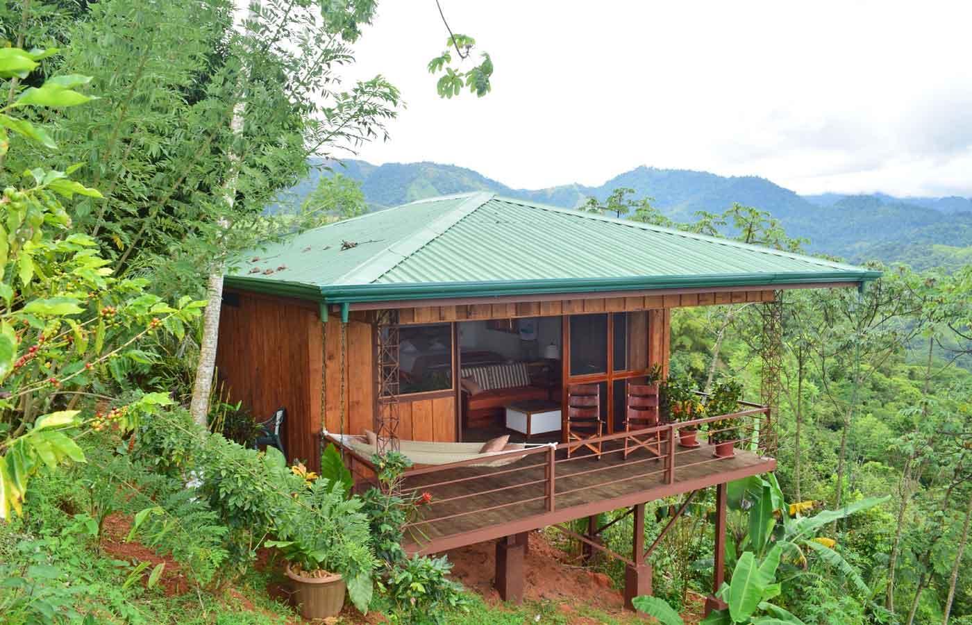 Santa Juana Lodge, Naranjito, Costa Rica