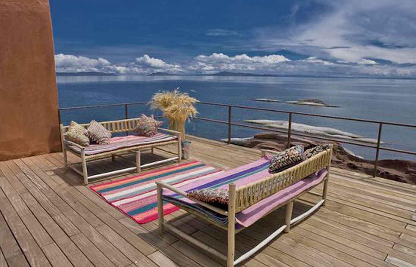 Hotel Titilaka - Luxury hotel in Lake Titicaca, Peru