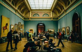 Art tour of Santiago, Chile