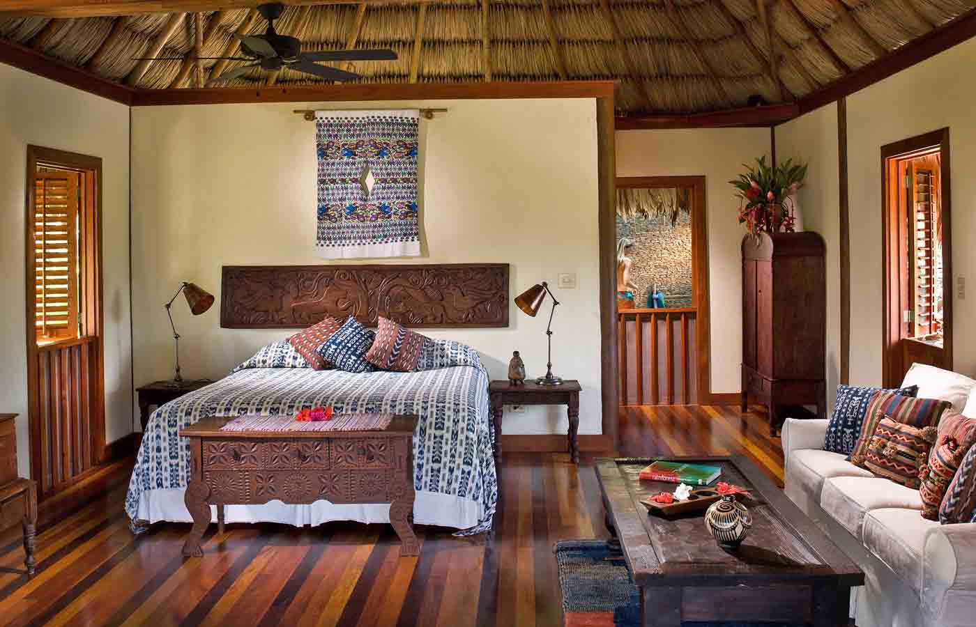 Blancaneaux Lodge, Belize, luxury Belize, Belize luxury holidays, luxury holidays to Belize, tailor-made holidays to Belize