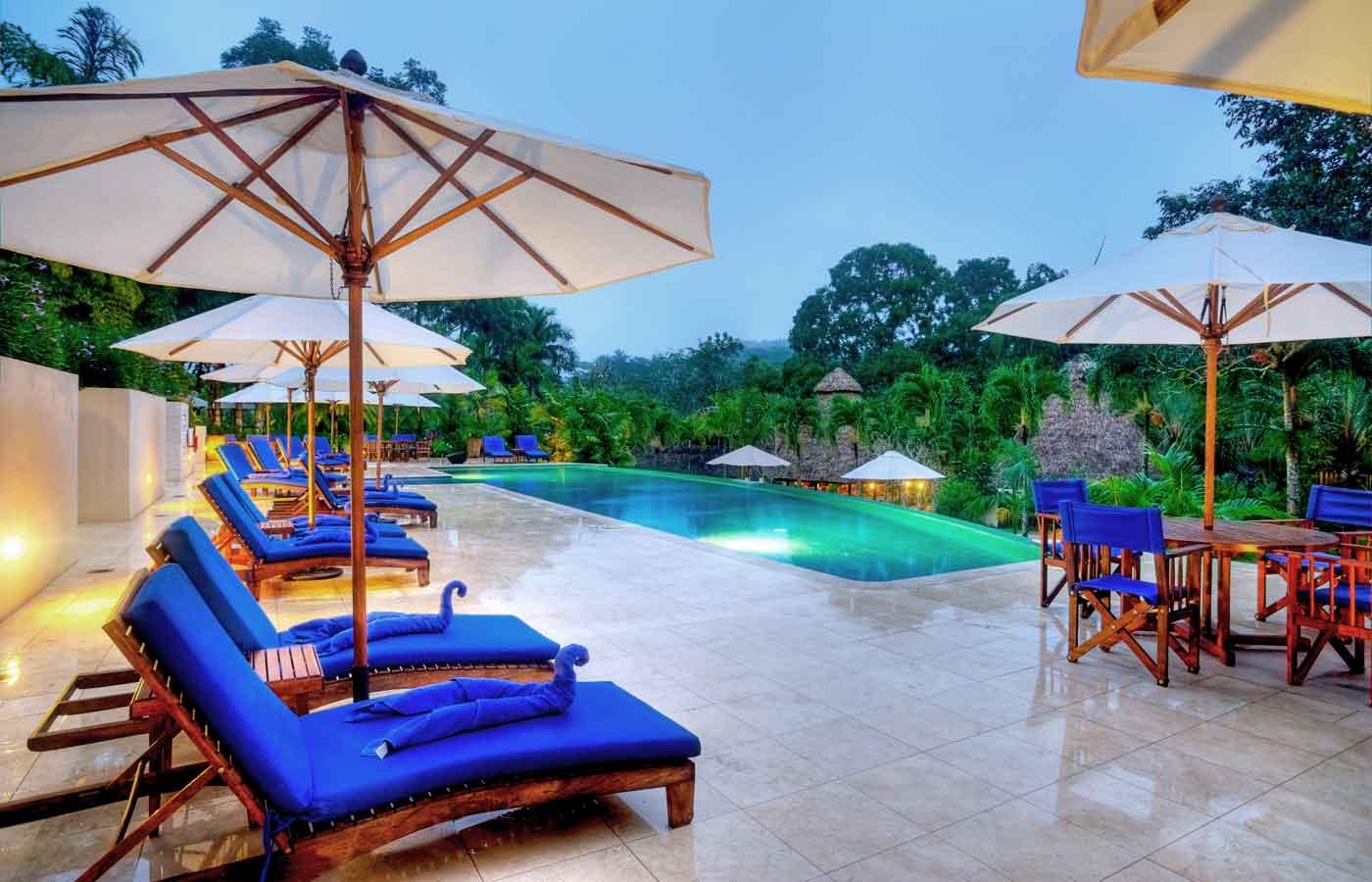 Chaa Creek, San Ignacio, Belize, luxury Belize, tailor-made holidays to Belize, luxury holidays to Belize
