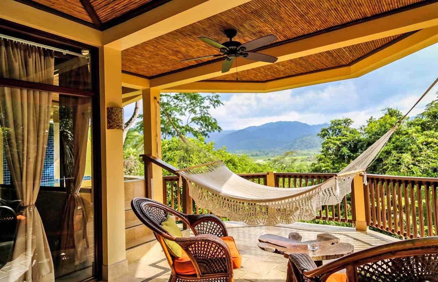 Sleeping Giant Rainforest Lodge, Belize