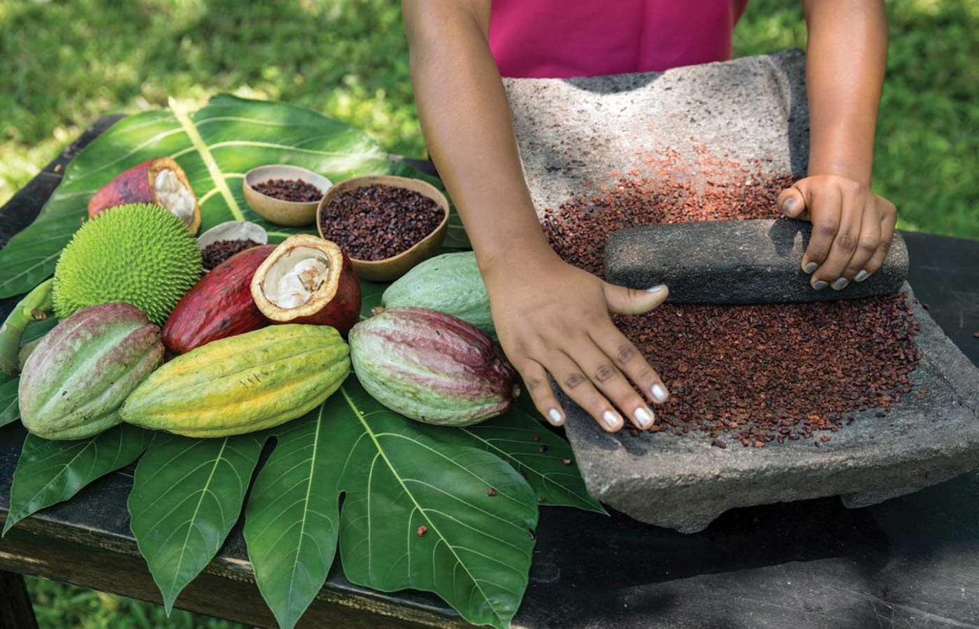 Belize Chocolate Making, luxury Belize, luxury hotels, tailor-made holidays to Belize, luxury holidays to Belize