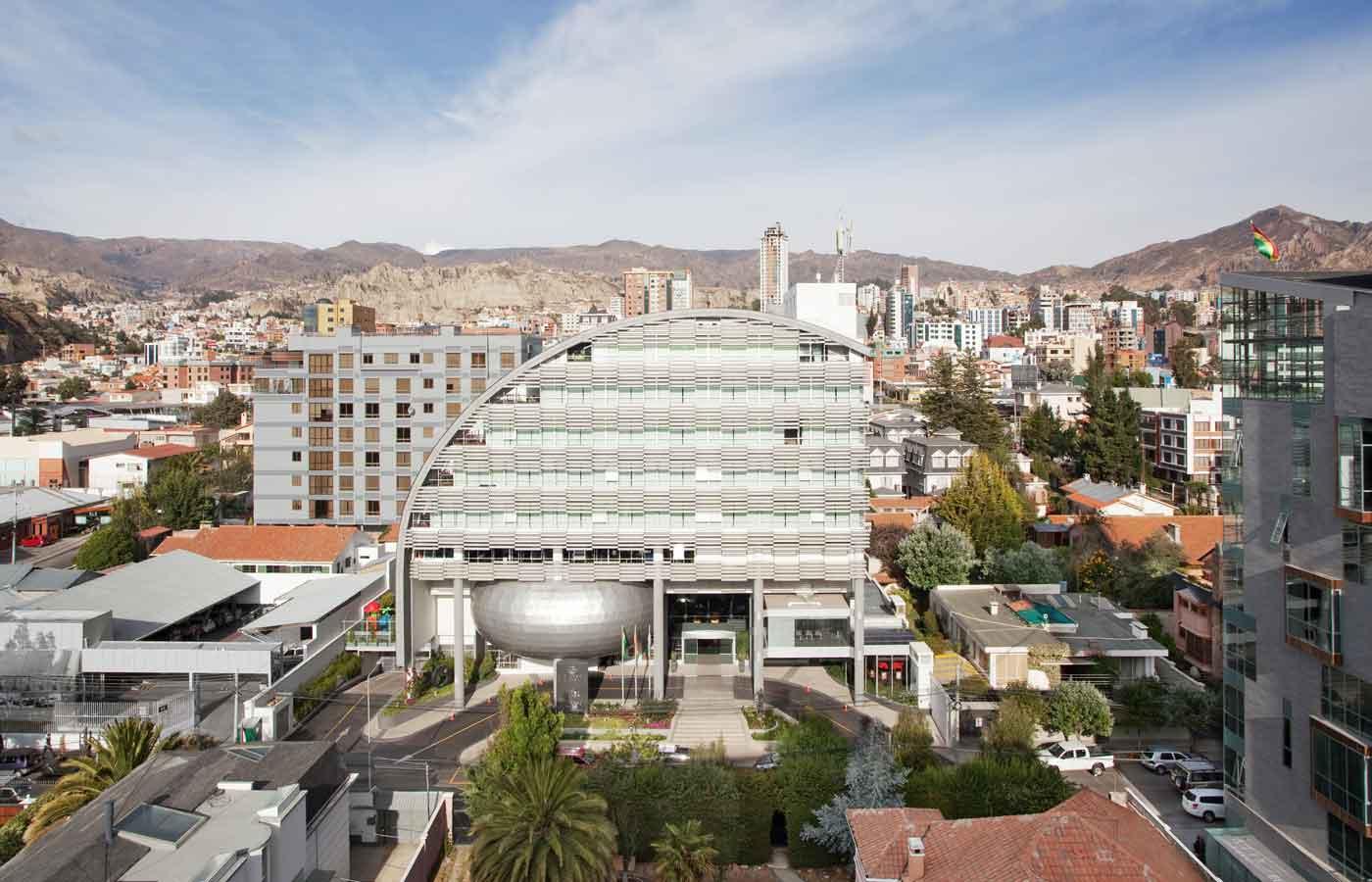 Hotel Casa Grande, La Paz, Bolivia