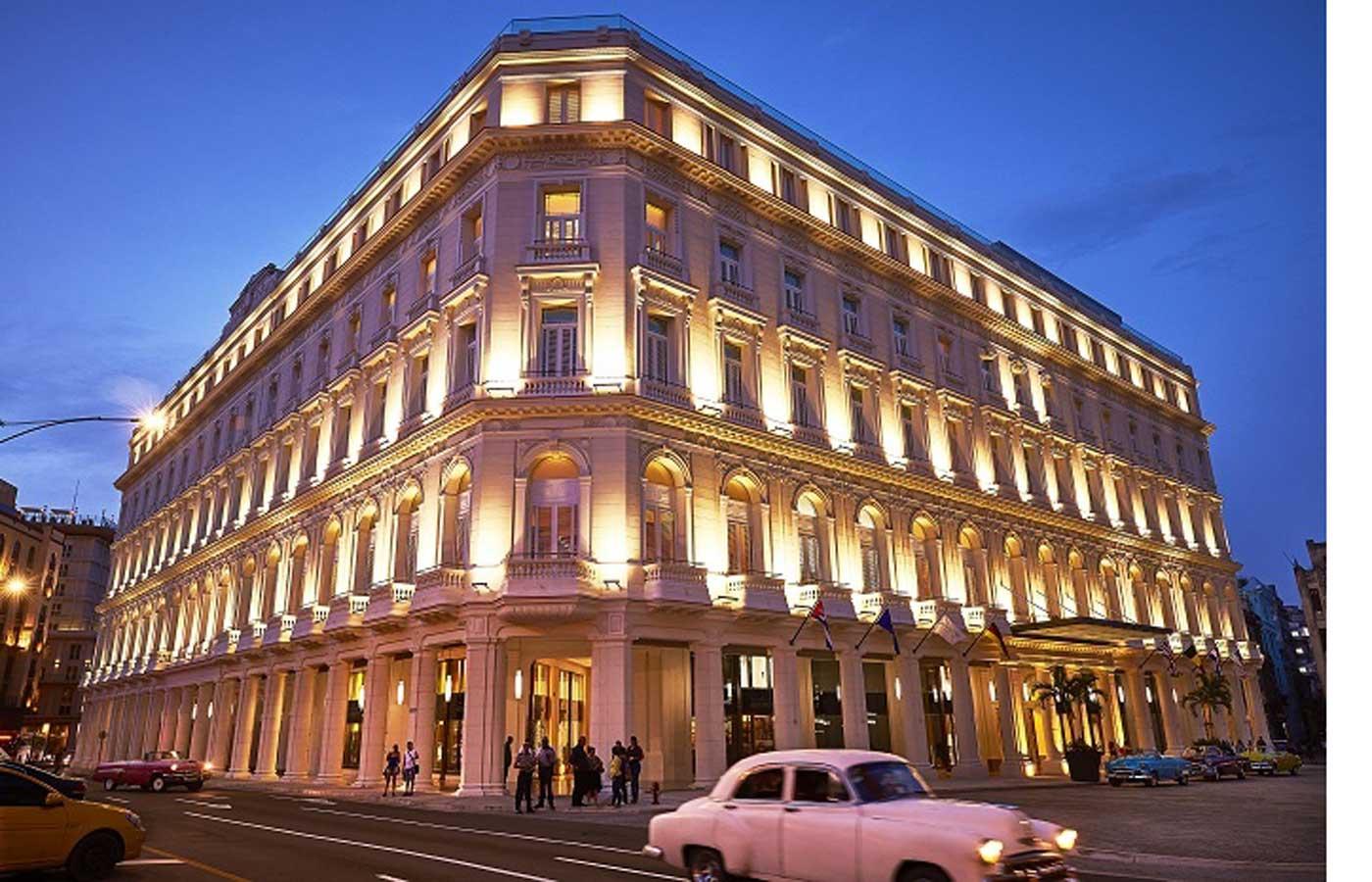 Hotel Kempinski Gran Manzana, Havana, Cuba