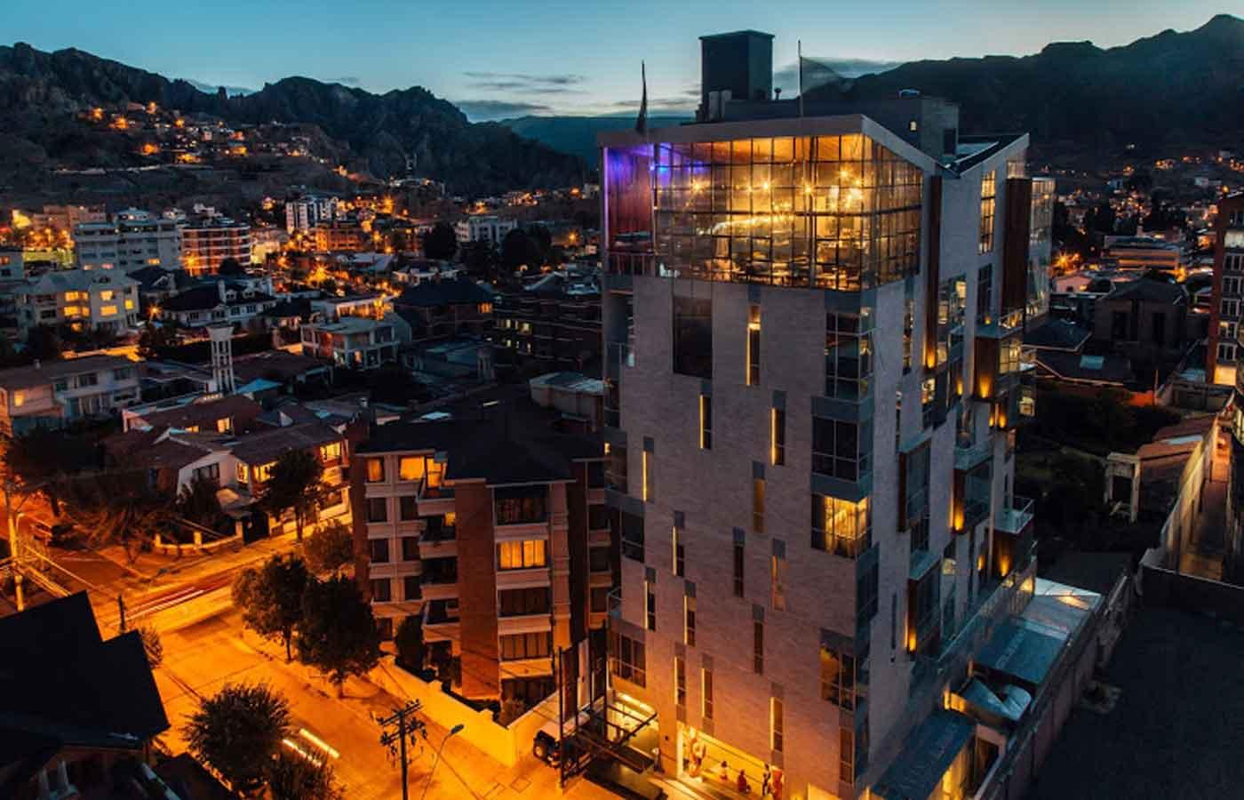 Hotel Atix, La Paz, Bolivia