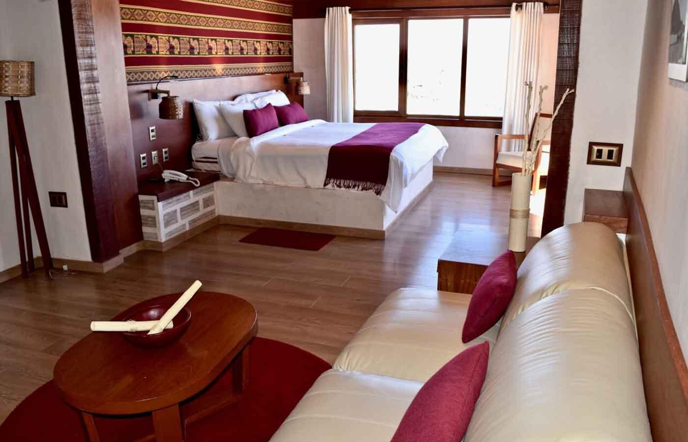 Hotel Palacio del Sal, Uyuni, Bolivia