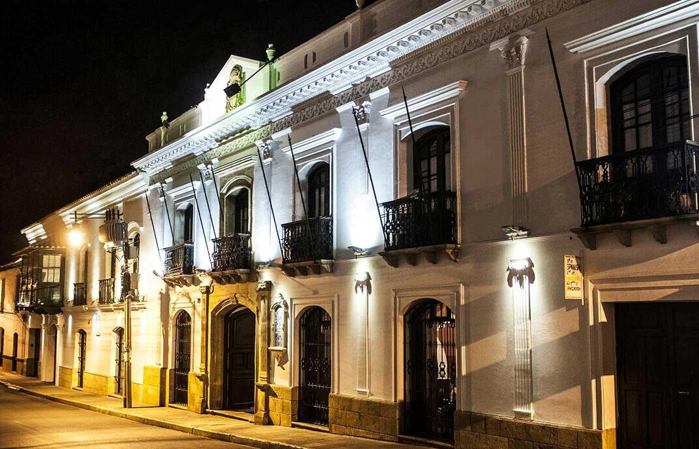 Hotel Parador de Santa Maria, Sucre, Bolivia