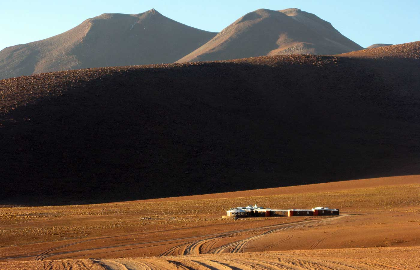 Tayka del Desierto Lodge, Altiplano, Bolivia
