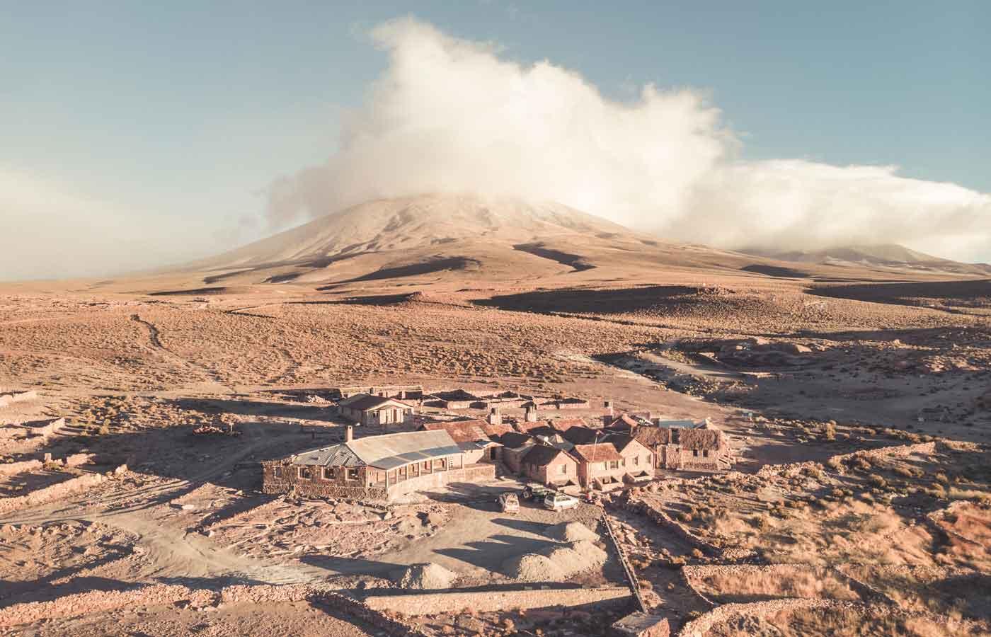 Tayka de Piedra Lodge, Altiplano, Bolivia