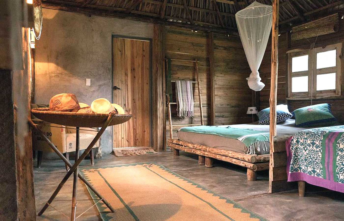 Bedroom at Villa Secreta Guest House - Luxury Hotels in Vinales, Cuba
