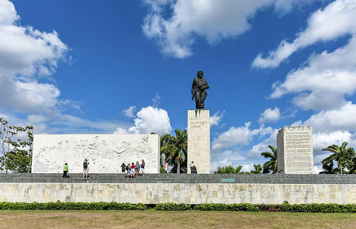 Che Guevara Memorial, Santa Clara, Cuba
