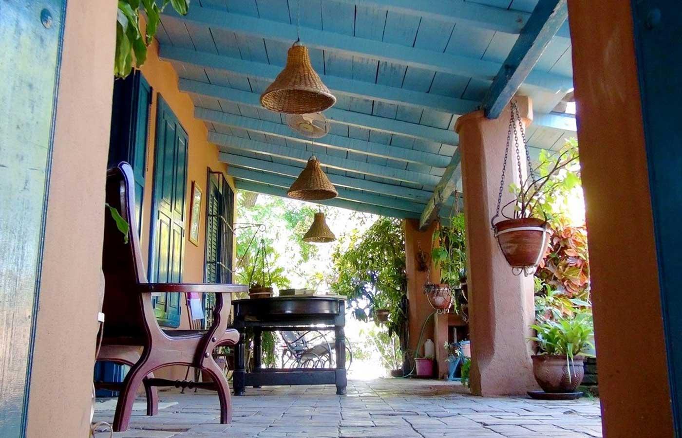 Finca Kenia, Trinidad, Cuba