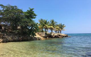 Banes Beach outside of Havana, Cuba