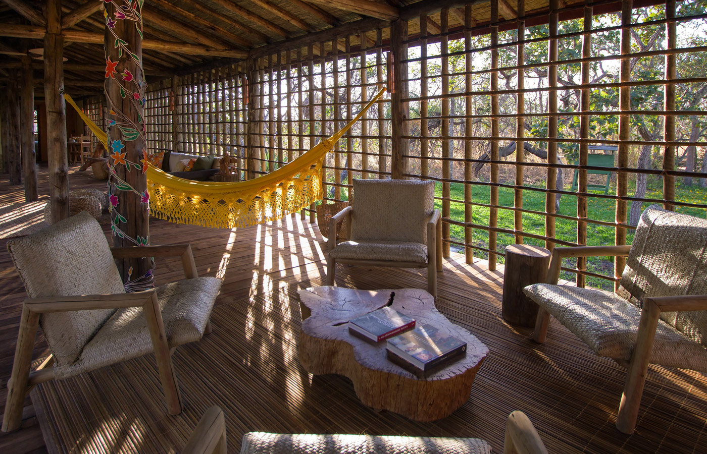 Pousada Trijuncao, Luxury wildlife lodge in the Brazilian Cerrado