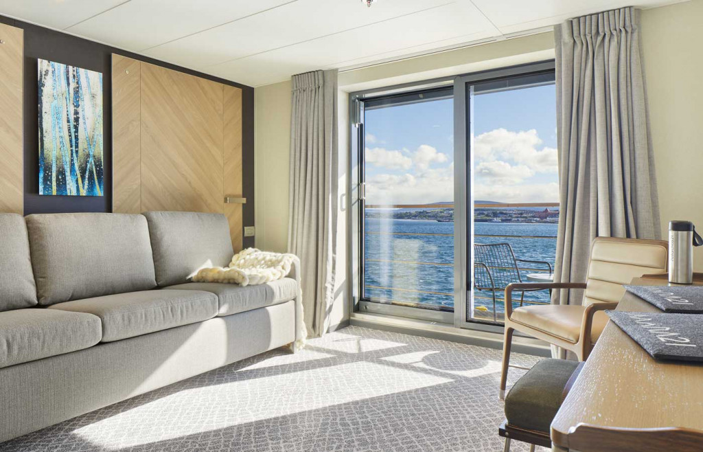 Grand Suite, Magellan Explorer