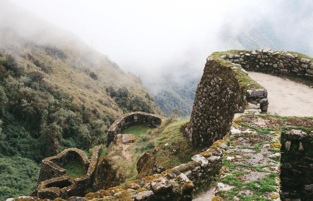 Inca ruins, South America