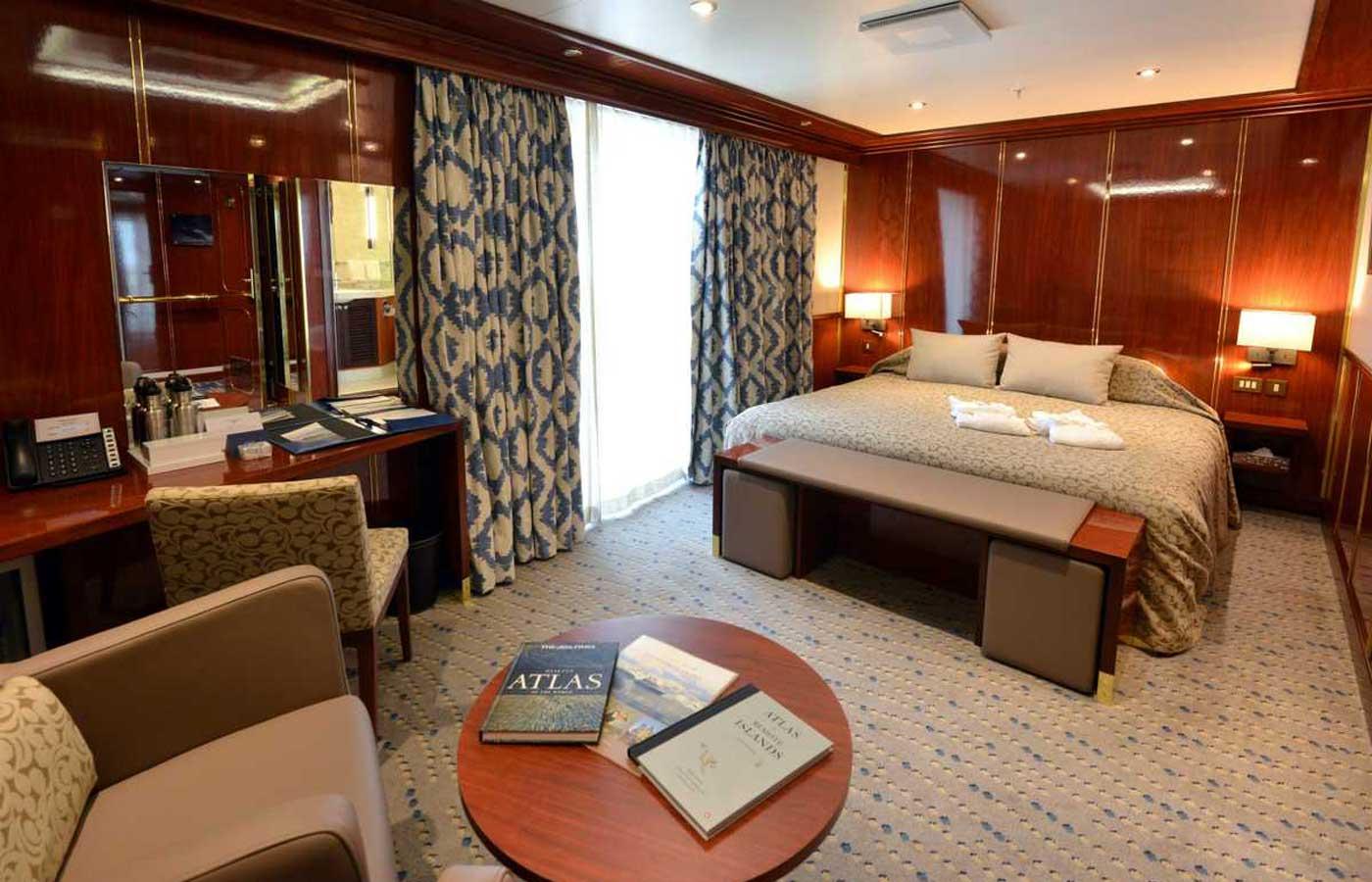 Hebridean SKy, Penthouse Suite