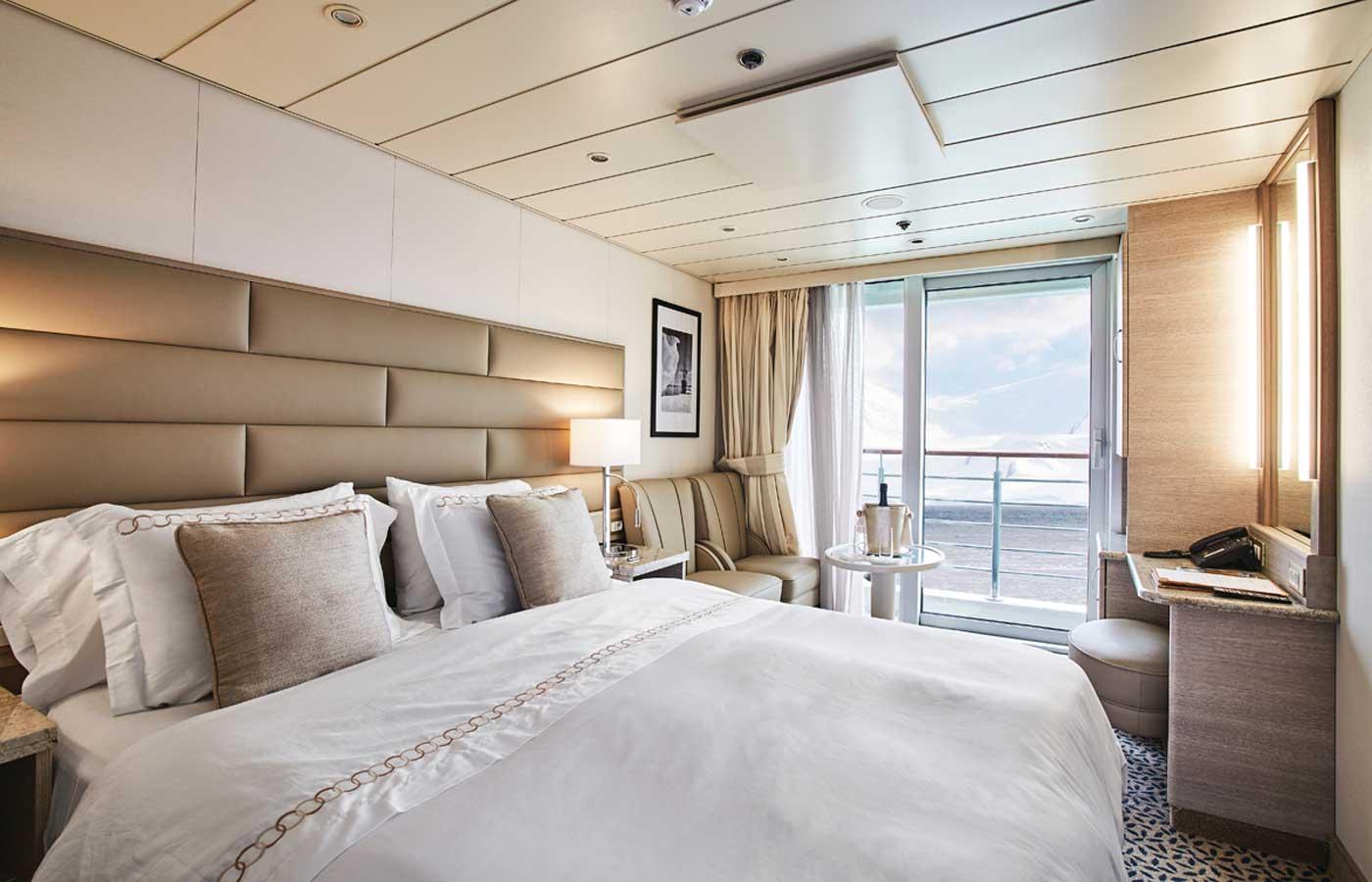 Veranda Suite, Silver Explorer - Antarctica Cruise