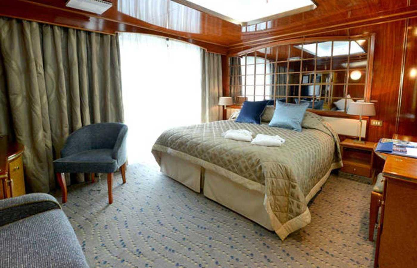 Hebridean Sky, Veranda Suite