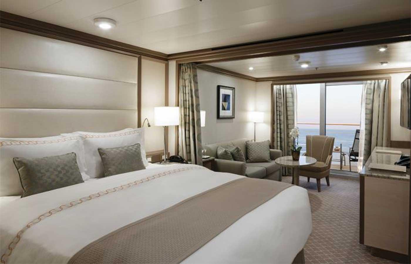 Silver Suite, Silver Explorer -Antarctica Cruise
