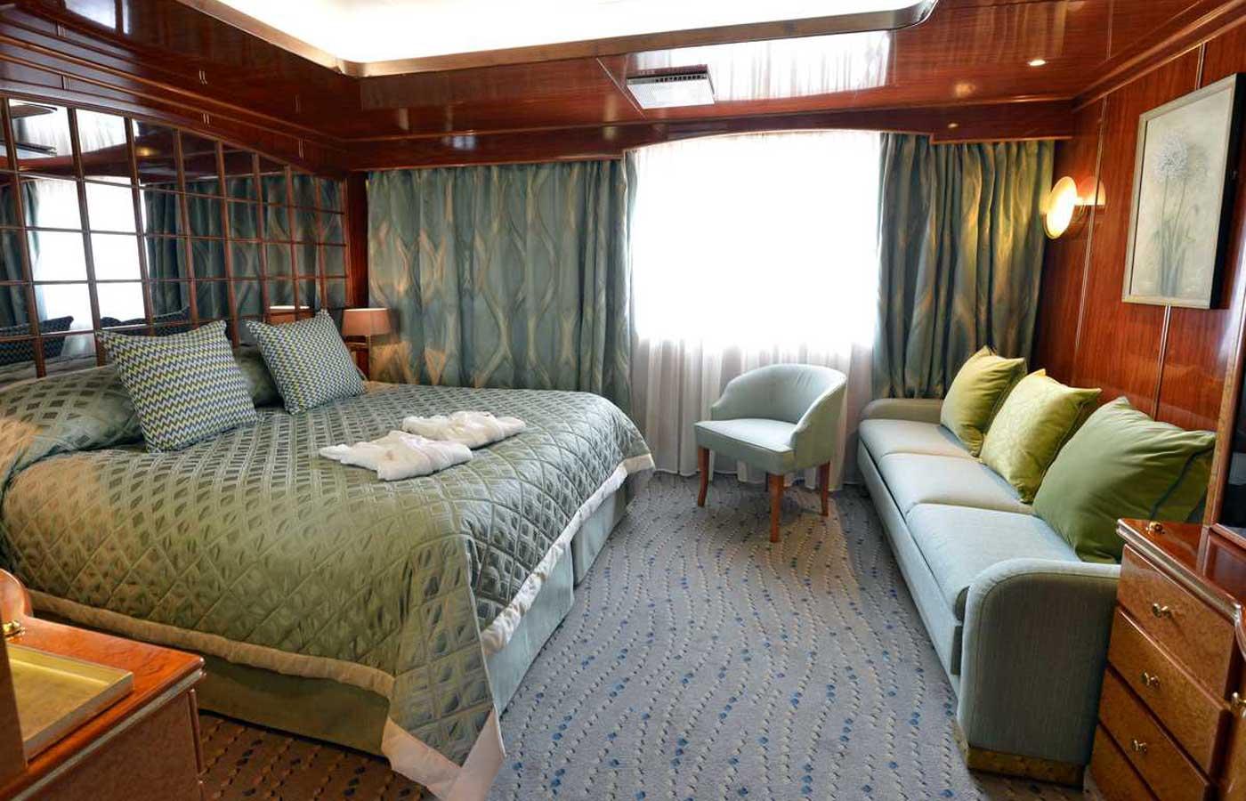 Hebridean SKy, Promenade suite
