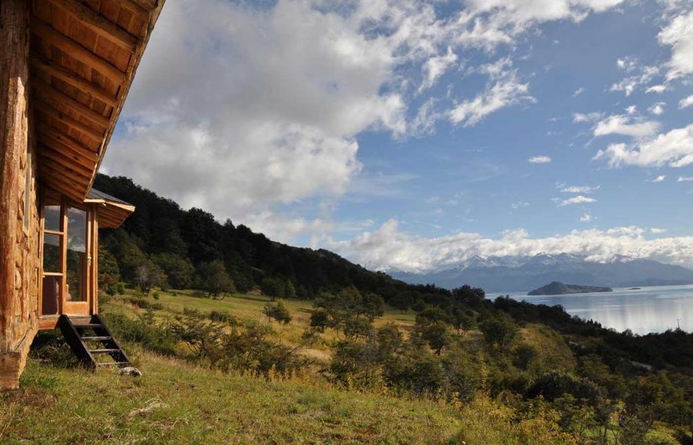 Mallin Colorado, General Carrera Lake, Chile