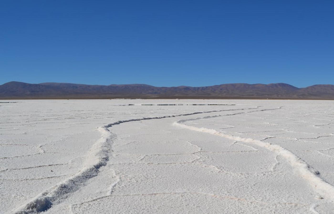 Salinas Grande, Argentina