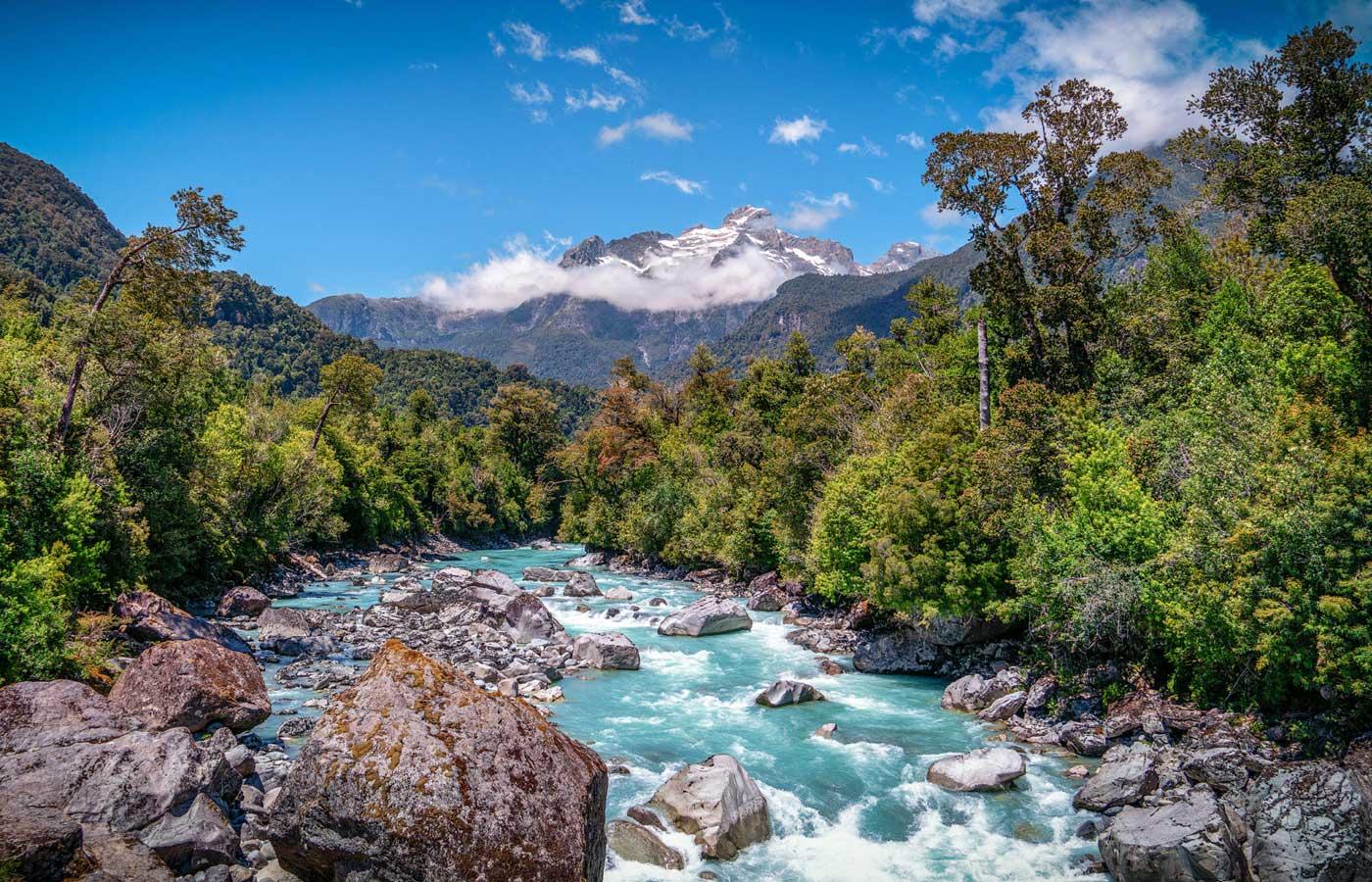 Hornopiren, Chile
