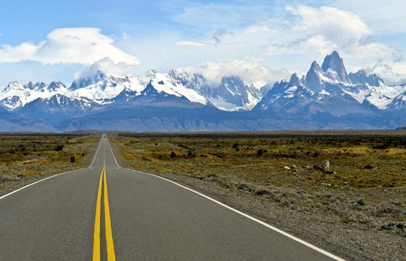 Carratera Austral, Route 40, Chile