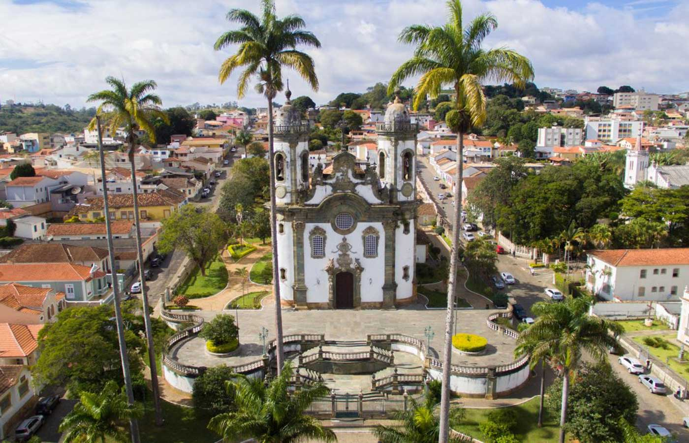 Sao Joao del Rey, Minas Gerais, Brazil