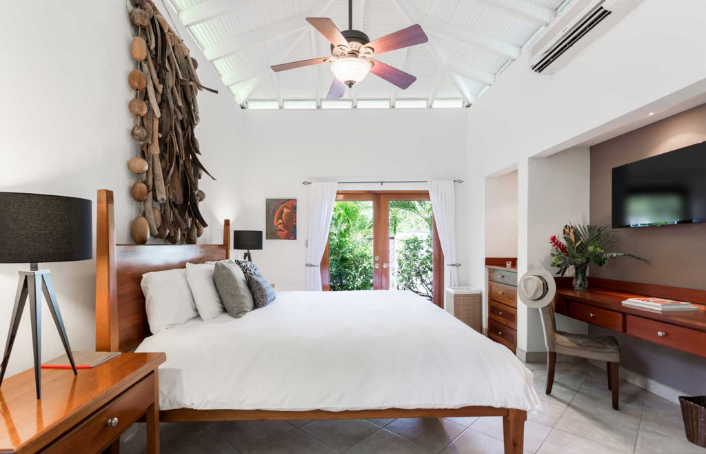 A spacious Casita Suite at Ka'ana Resort in Belize, Cayo District