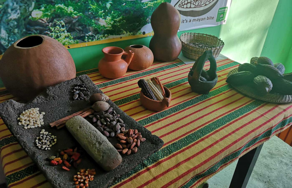 Chocolate making is a wonderful experience on a luxury holiday to Belize