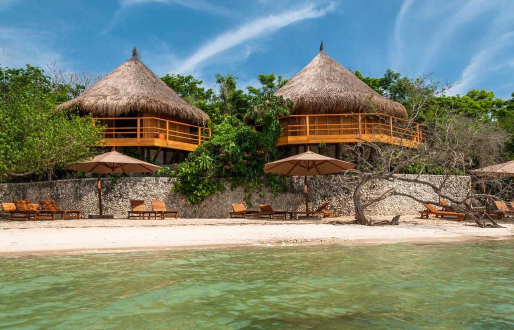 Hotel Las Islas -Las Islas Baru- Luxury holidays to Colombia