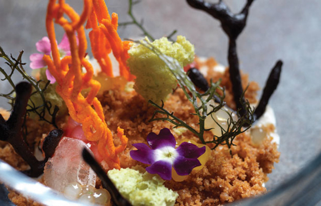 A meal at Maido, Lima is a treat during a luxury holiday to Peru