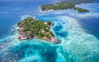 Rosario Islands Archipelago