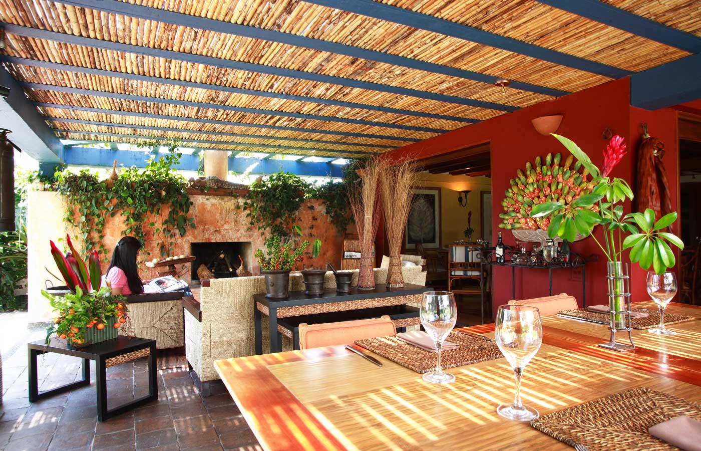Hacienda Sazagua - the Colombian Coffee Zone