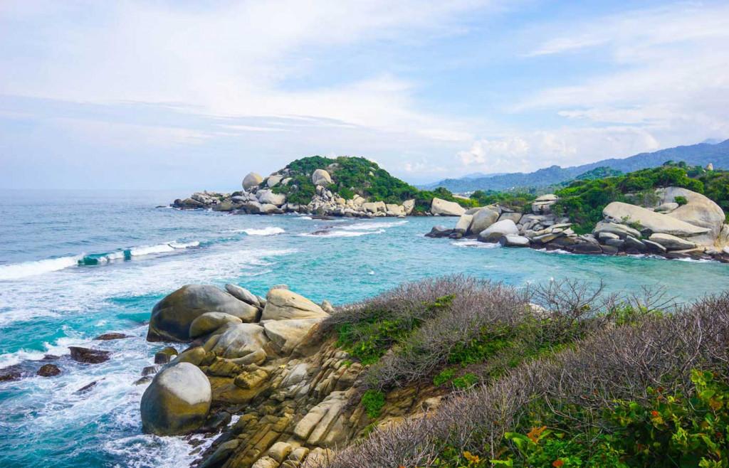 Tayrona NP - Carribean Coast of Colombia - luxury holidays