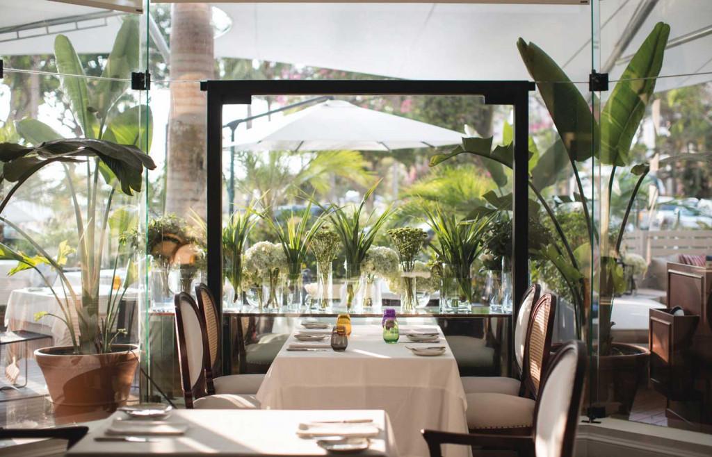 Tragaluz Restaurant - Belmond Miraflores Park - Luxury holidays to Peru