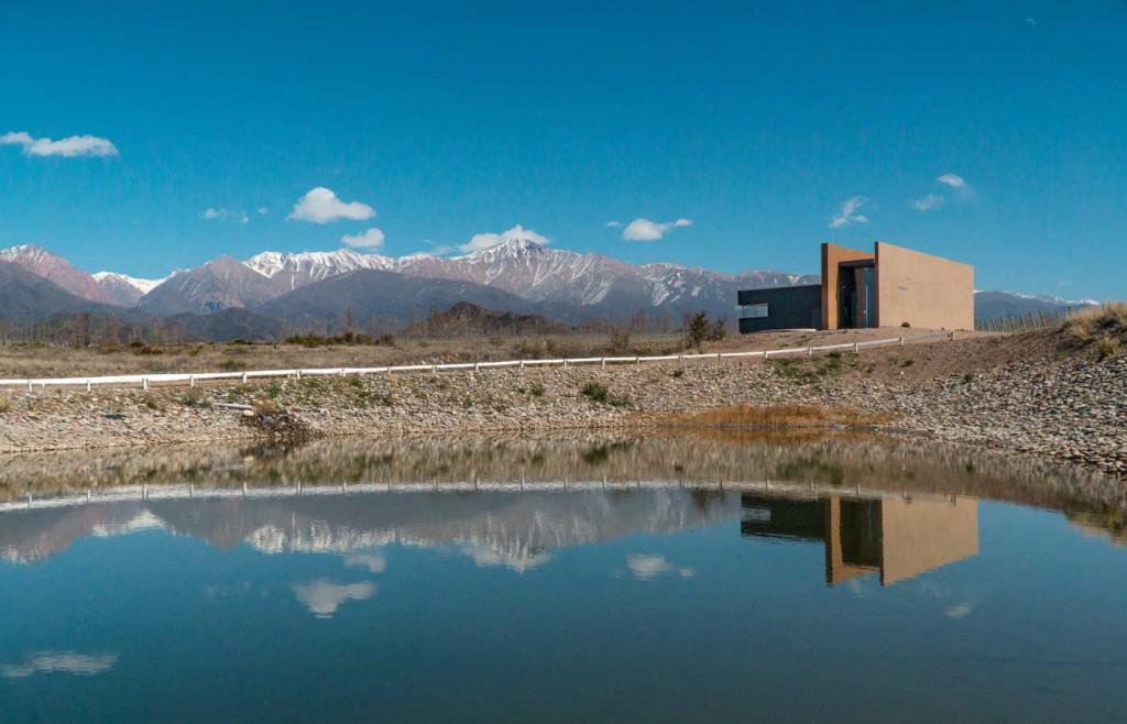 Casa de Uco Exterior - Mendoza Argentina