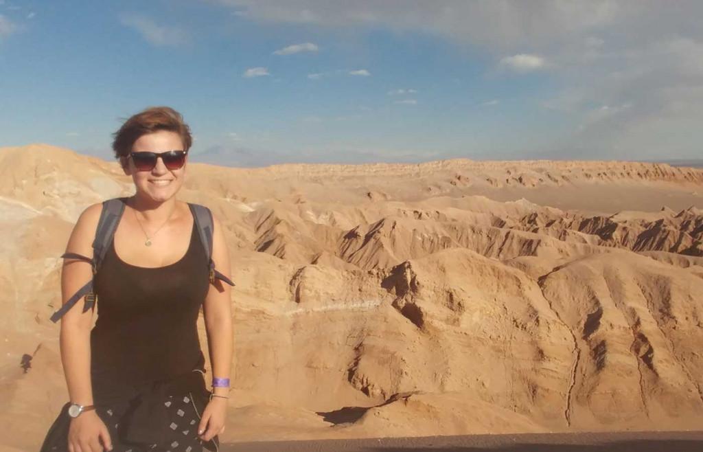 The Moon Valley - Atacama Desert, Chile