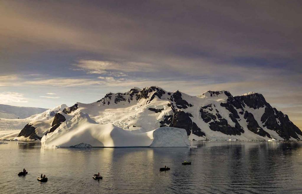 Port Charcot, Antarctica