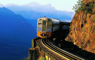 Serra Verde Train, Curitiba