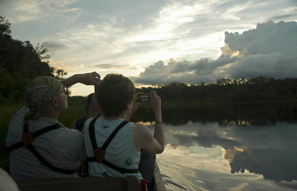 Activities at Sacha Lodge - Ecuadorian Amazon