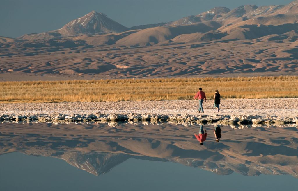 Hiking excursions to the Salar de Atacama - luxury holidays to Chile