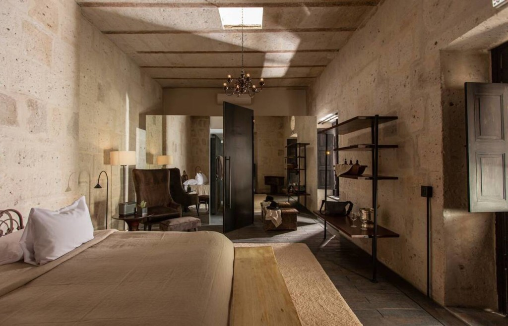 Luxury rooms at CIRQA Arequipa